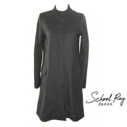 Manteaux gris, en laine, School Rag,