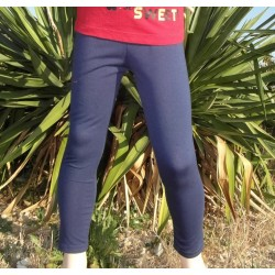 Leggings Bleu marine,