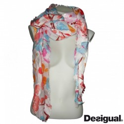 Foulard Nova rectangle Désigual