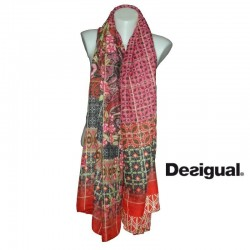Foulard rectangle Boho Desigual