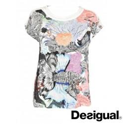Tee-shirt Desigual Viena