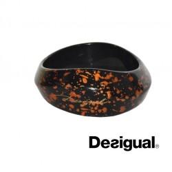 Bracelet, métal splatter, Desigual