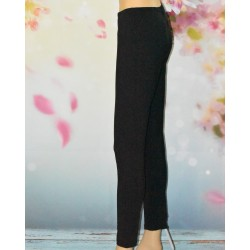 Legging Brillant, Noir, Taille unique