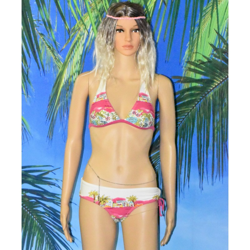 Bikini shorty, Folia,