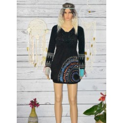 robe hiver, Mariane, Desigual
