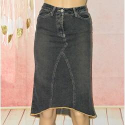 Jupes en jeans, School Rag