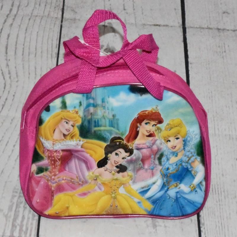 Petit sac, Disney Princesse, Rose.