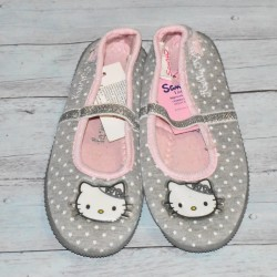 Chaussons forme ballerines, Hello Kitty