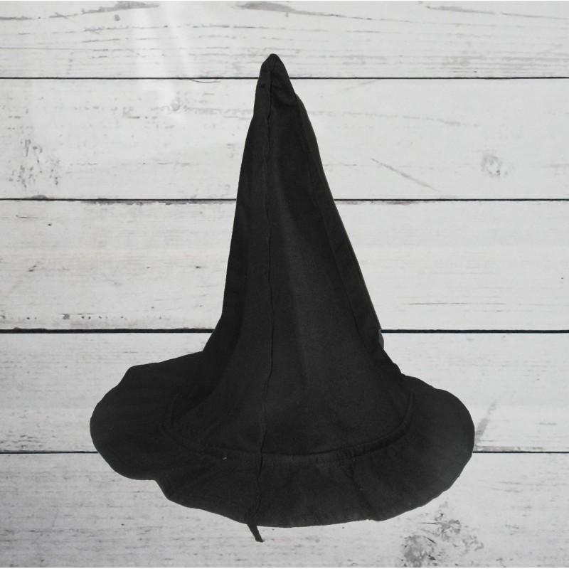 Chapeau de sorcière, enfant