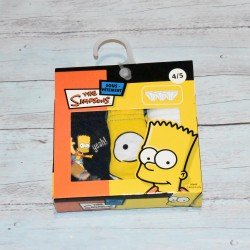 Lot de 3 slip, Les Simpsons
