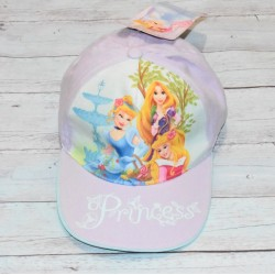 Casquette mauve, Disney Princesse