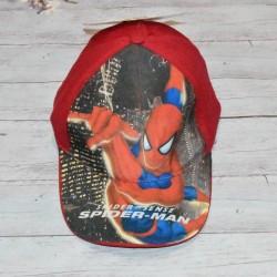 Casquette Spiderman, Rouge
