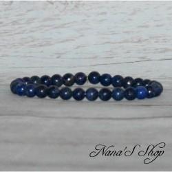 Bracelet perles Lapis Lazuli
